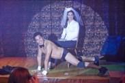 Sandra Bullock et Oscar Nuñez dans The Proposal (2009)
