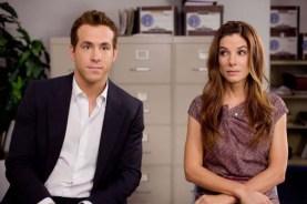 Sandra Bullock et Ryan Reynolds dans The Proposal (2009)