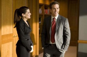 Sandra Bullock et Ryan Reynolds dans The Proposal (2009)