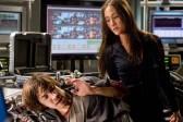 Justin Long et Maggie Q dans Retour en Enfer (2007)