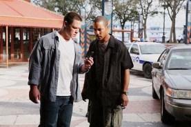John Cena et Brian J. White dans 12 Rounds (2009)