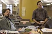 Robert Downey Jr. et Jake Gyllenhaal dans Zodiac (2007)