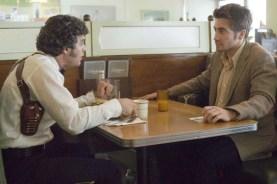 Jake Gyllenhaal et Mark Ruffalo dans Zodiac (2007)