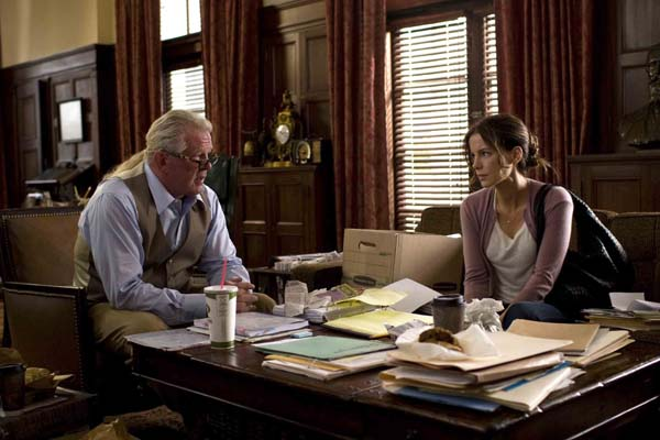 Kate Beckinsale et Nick Nolte dans The Trials of Cate McCall (2013)