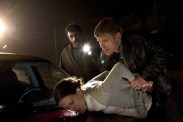 Kate Beckinsale et Mark Pellegrino dans The Trials of Cate McCall (2013)