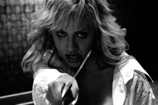 Brittany Murphy dans Sin City (2005)