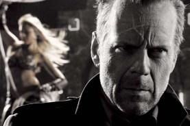 Bruce Willis et Jessica Alba dans Sin City (2005)