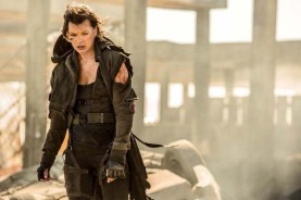 Milla Jovovich dans Resident Evil: The Final Chapter (2016)