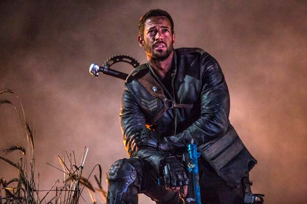 William Levy dans Resident Evil: The Final Chapter (2016)