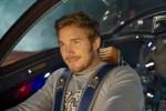 Chris Pratt dans Les Gardiens de la Galaxie (2017)
