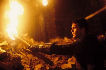 Antonio Banderas dans The 13th Warrior (1999)