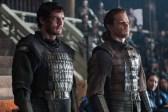 Matt Damon et Pedro Pascal dans The Great Wall (2016)
