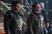Matt Damon et Pedro Pascal dans The Great Wall (2016)