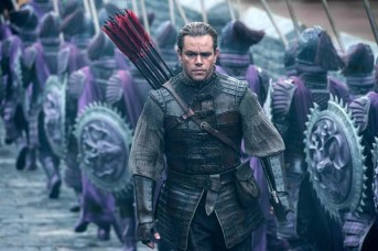 Matt Damon dans The Great Wall (2016)