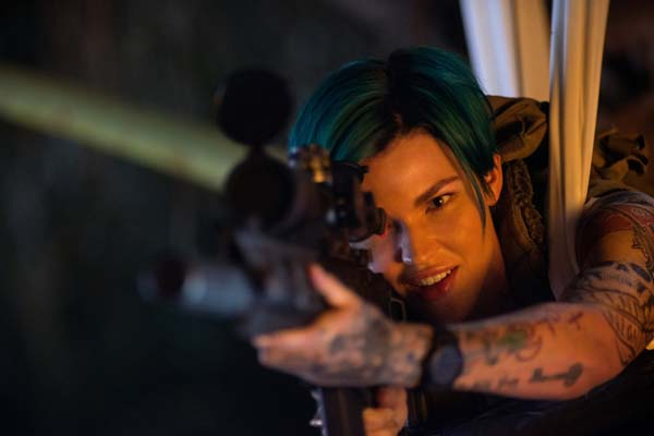 Ruby Rose dans xXx: Return of Xander Cage (2017)