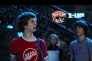 Michael Cera, Alison Pill, et Johnny Simmons dans Scott Pilgrim vs. the World (2010)