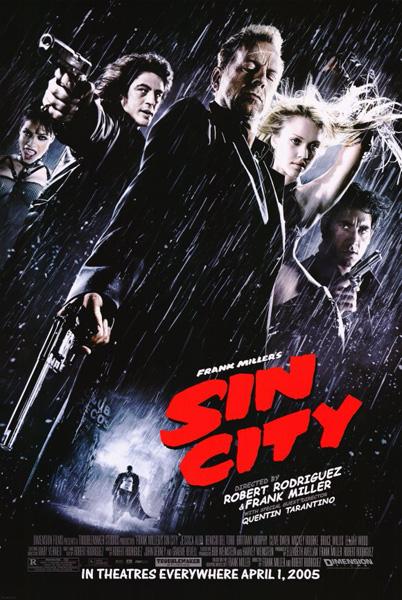 SIN CITY (2005)★★★★☆