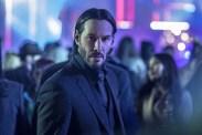 Keanu Reeves dans John Wick: Chapter 2 (2017)