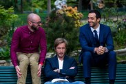 Philippe Lacheau, Tarek Boudali, et Julien Arruti dans Alibi.com (2017)