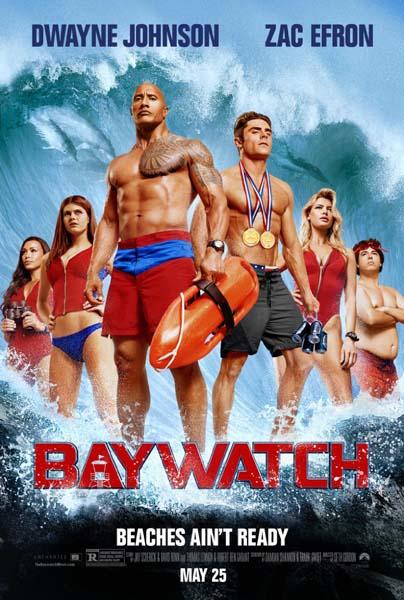 Baywatch: Alerte à Malibu (2017)