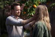 Aaron Paul et Annabelle Wallis dans Come and Find Me (2016)