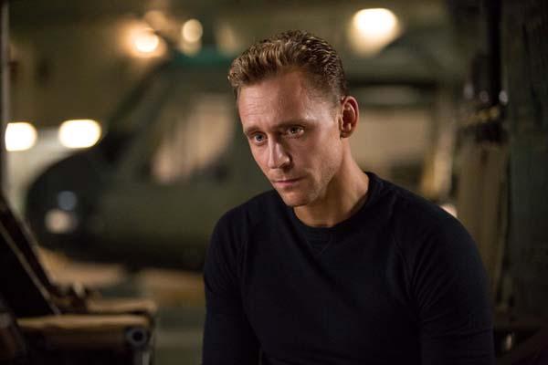Tom Hiddleston dans Kong: Skull Island (2017)