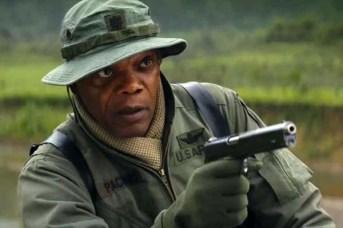 Samuel L. Jackson dans Kong: Skull Island (2017)