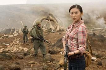 Tian Jing dans Kong: Skull Island (2017)