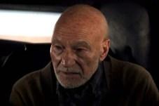 Patrick Stewart dans Logan (2017)