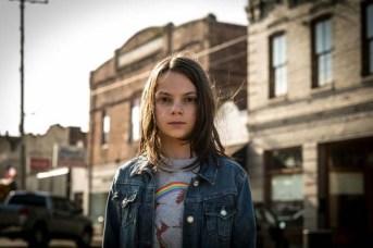 Dafne Keen dans Logan (2017)