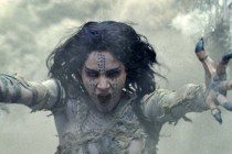 Sofia Boutella dans The Mummy (2017)