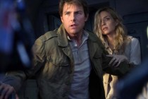 Tom Cruise et Annabelle Wallis dans The Mummy (2017)