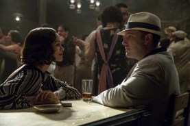 Ben Affleck et Zoe Saldana dans Live by Night (2016)