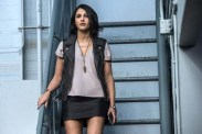 Naomi Scott dans Power Rangers (2017)