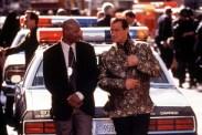 Steven Seagal et Keenen Ivory Wayans dans L'Ombre Blanche (1996)