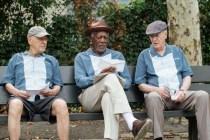 Morgan Freeman, Alan Arkin, et Michael Caine dans Going in Style (2017)