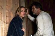 Piper Perabo et Antonio Banderas dans Black Butterfly (2017)