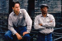 Morgan Freeman et Tim Robbins dans The Shawshank Redemption (1994)