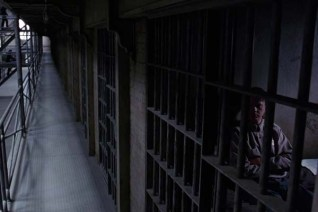 Tim Robbins dans The Shawshank Redemption (1994)