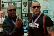 Samuel L. Jackson et Dwayne Johnson dans The Other Guys (2010)