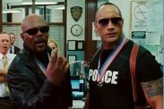 Samuel L. Jackson et Dwayne Johnson dans The Other Guys (2010)