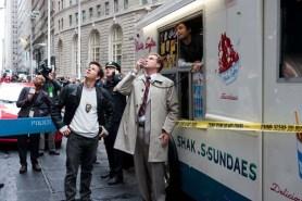 Mark Wahlberg et Will Ferrell dans The Other Guys (2010)