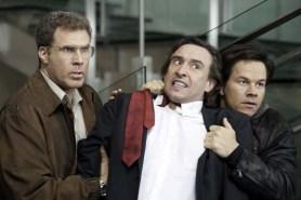 Mark Wahlberg, Will Ferrell, et Steve Coogan dans The Other Guys (2010)