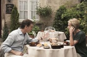Pierce Brosnan et Emma Thompson dans The Love Punch (2013)