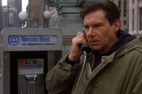 Harrison Ford dans The Fugitive (1993)