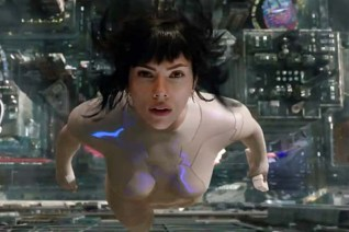 Scarlett Johansson dans Ghost in the Shell (2017)