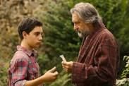 Robert De Niro et John D'Leo dans The Family (2013)