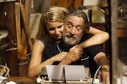 Robert De Niro et Dianna Agron dans The Family (2013)