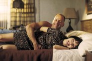Bruce Willis et Maria de Medeiros dans Pulp Fiction (1994)
