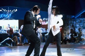 Uma Thurman et John Travolta dans Pulp Fiction (1994)
